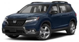 New 2019 Honda Passport Touring for sale in Vancouver, BC