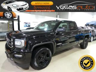 Used 2016 GMC Sierra 1500 ELEVATION| 4X4| DOUBLE CAB| 52KM for sale in Vaughan, ON