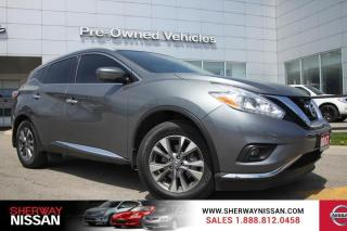 Used 2017 Nissan Murano for sale in Toronto, ON