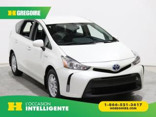 Used 2015 Toyota Prius HYBRIDE A/C CUIR for sale in St-Léonard, QC