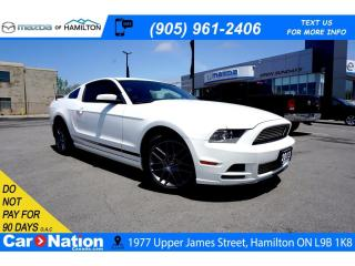 Used 2013 Ford Mustang V6 | HEATED SEATS | SAT RADIO | COUPE for sale in Hamilton, ON