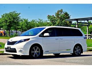 Used 2016 Toyota Sienna SE (8 PASSENGER) for sale in Vancouver, BC