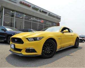 Used 2015 Ford Mustang GT NAVI/LEATHER/REAR CAMERA/ ONLY 26,000 KMS ! for sale in Concord, ON