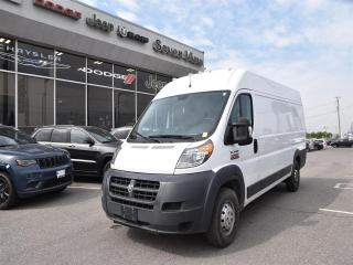 Used 2017 RAM 3500 ProMaster High Roof 159 WB/TRAILER PACKAGE for sale in Concord, ON