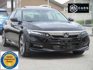 Used 2018 Honda Accord Touring 2.0T 10A for sale in Ottawa, ON