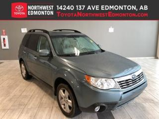 Used 2010 Subaru Forester X Limited | AWD | Heat Seats | Moonroof | Leather for sale in Edmonton, AB