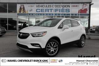 Used 2017 Buick Encore Sport Touring for sale in St-Léonard, QC