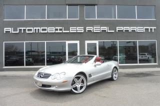 Used 2003 Mercedes-Benz SL-Class for sale in Québec, QC