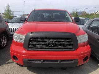 Used 2008 Toyota Tundra Cabine double 4 RM 146 po 5,7 L SR5 for sale in Québec, QC