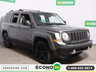 Used 2013 Jeep Patriot SPORT 4X4 A/C GR for sale in St-Léonard, QC