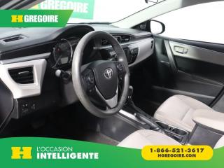 Used 2015 Toyota Corolla LE A/C CAM RECUL for sale in St-Léonard, QC