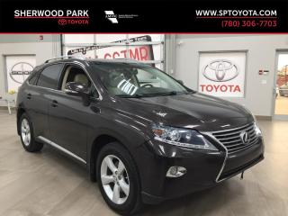 Used 2013 Lexus RX 350 for sale in Sherwood Park, AB