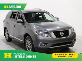 Used 2016 Nissan Pathfinder SL AWD AC GR ELECT for sale in St-Léonard, QC