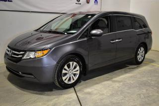 Used 2017 Honda Odyssey for sale in Sherbrooke, QC