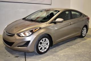 Used 2015 Hyundai Elantra Berline for sale in Sherbrooke, QC