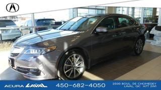 Used 2017 Acura TLX V6 Tech SH-AWD for sale in Laval, QC