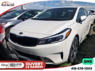 Used 2018 Kia Forte LX for sale in Québec, QC