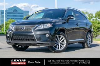 Used 2015 Lexus RX 350 AWD for sale in Montréal, QC