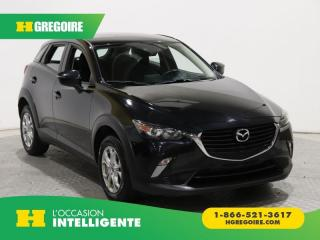 Used 2018 Mazda CX-3 Gs Awd A/c Mags for sale in St-Léonard, QC