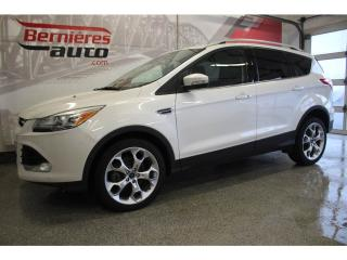 Used 2015 Ford Escape Titanium AWD for sale in Lévis, QC