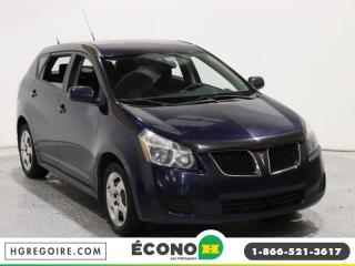 Used 2010 Pontiac Vibe for sale in St-Léonard, QC