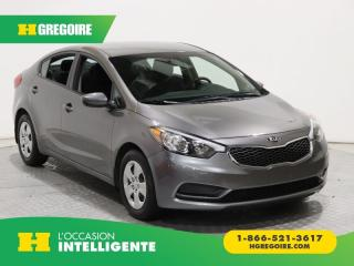 Used 2015 Kia Forte LX A/C GR ELECT for sale in St-Léonard, QC
