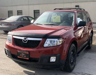Used 2011 Mazda Tribute GX for sale in Midland, ON