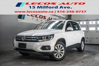 Used 2012 Volkswagen Tiguan COMFORTLINE for sale in North York, ON