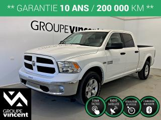 Used 2018 RAM 1500 Outdoorsman 4x4 for sale in Shawinigan, QC
