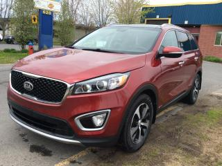 Used 2016 Kia Sorento Ex+v6 for sale in Drummondville, QC