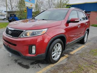 Used 2015 Kia Sorento LX V6 for sale in Drummondville, QC