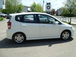 Used 2008 Honda Fit Sport for sale in Ste-Thérèse, QC
