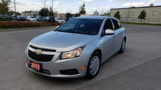 Used 2013 Chevrolet Cruze Auto, 4 door, 3/Y warranty available. for sale in Toronto, ON