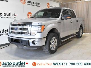 Used 2013 Ford F-150 XLT, 4X4, CREWCAB, POWER WINDOWS, STEERING WHEEL CONTROLS, CRUISE CONTROL, A/C, AM/FM RADIO, SATELLITE RADIO for sale in Edmonton, AB