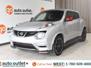 Used 2014 Nissan Juke Nismo, 1.6L I4, Fwd, Navigation, Cloth seats, Backup camera, Bluetooth for sale in Edmonton, AB