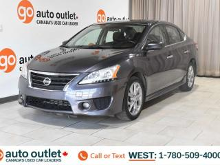 Used 2014 Nissan Sentra Sr, 1.8L I4, Fwd, Cloth seats, Push-To-Start for sale in Edmonton, AB