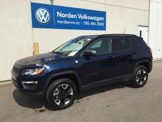 Used 2018 Jeep Compass Trailhawk 4WD for sale in Edmonton, AB