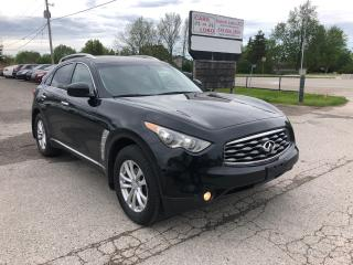 Used 2010 Infiniti FX35 for sale in Komoka, ON