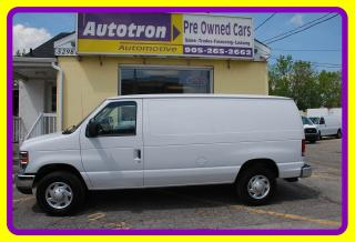 Used 2014 Ford E-250 3/4 Ton Cargo Van, Hitch, A/C for sale in Woodbridge, ON