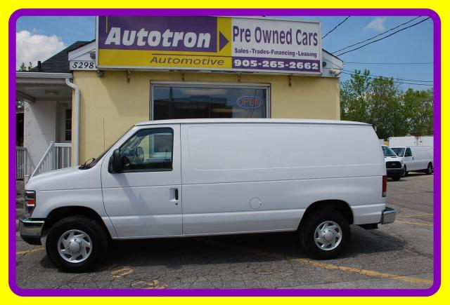 2014 Ford E-250 3/4 Ton Cargo Van, Hitch, A/C