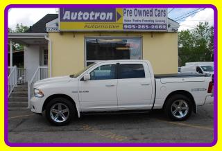 Used 2009 Dodge Ram 1500 SLT Crew Cab, 4WD for sale in Woodbridge, ON
