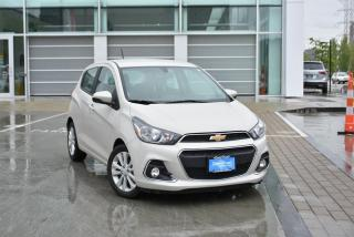 Used 2017 Chevrolet Spark 1LT - CVT for sale in Burnaby, BC