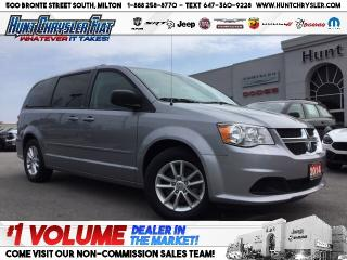 Used 2014 Dodge Grand Caravan SXT PLUS | STOW N GO | DVD | BT & MORE!!! for sale in Milton, ON
