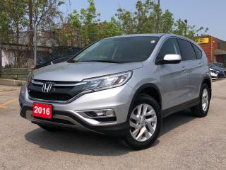 Used 2016 Honda CR-V EX, power sunroof, alloy wheels for sale in Toronto, ON