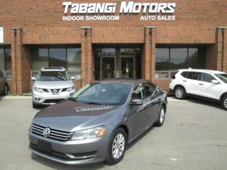 Used 2015 Volkswagen Passat 1.8 TSI | HEATED SEATS | POWER GROUP | KEYLESS | CRUISE | for sale in Mississauga, ON