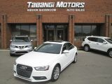 Photo of White 2014 Audi A4