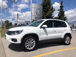 Used 2017 Volkswagen Tiguan Wolfsburg Edition 2.0T 6sp at w/Tip 4M for sale in Surrey, BC