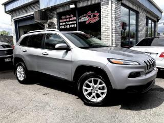 Used 2015 Jeep Cherokee 4 RM, 4 portes, North V6 for sale in Longueuil, QC