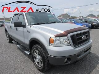 Used 2007 Ford F-150 FX4 for sale in Beauport, QC