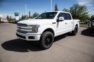 New 2019 Ford F-150 Lariat 502a lux package - max trailer tow - 360 camera - navigation - sport package for sale in Okotoks, AB